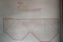 Kötés minták