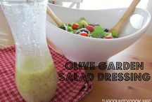 Salads, Dressings, Dips & Spreads