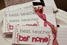 teacher gifts / by Renee Rapoport