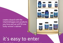 Fill My Cabinet Sweepstakes / by Denise Morse