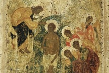 kristuksen kasteen ikonit