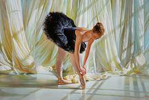 BALLET DANCING / by Rosa Pastrana Saucedo