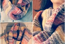 I sell on ETSY!! Miss Tricot Accessories, winter collection