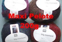 Rico Design - Marque de laine Allemande / Société allemande avec une gamme de laine de très bonne qualité.