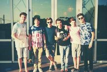 O2L / Ricky, Sam, Trevor, Connor, Kian and JC  ~These are the boys that make me laugh~