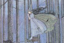 Art&Illustration:Storybook/Fairytale / by Kyla