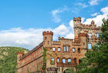US Castles - Travel Bucket list