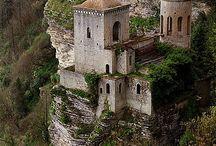 castles old buildings