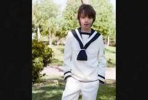 Trajes de primera comunion para niño-almirante y marineros originales en parla-madrid