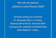 Hledá se nový Picasso / Jedná se o tradiční vánoční vernisáž, která se koná v galerii FONS v budově STAPRA na Pernštýnském náměstí.  Tato výtvarná soutěž je pro děti zaměstnanců STAPRA. Během prosince probíhá hlasování o hlavní cenu soutěže - soutěží se celkem ve čtyřech kategoriích (0-3 roky, 3-6 let, 6-9 let a 9-12 let)