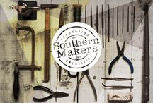 Southern Makers / We're headed to Southern Makers in Montgomery and we can't wait!
