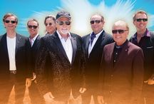 """The Beach Boys: March 5, 2015 / The Long Center presents The Beach Boys, March 5 in Dell Hall.  """"The Beach Boys' vocal harmonies are among the most unmistakable and enduring of the rock and roll era. Among rock and roll groups of the Sixties, the California quintet place second only to the Beatles in terms of their overall impact on the Top 40."""" – RockHall.com"""