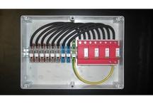 Solarschutz - Solar protection  / Schutz für Solaranlagen  - protection for solar installations