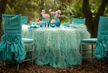 Party and wedding decorations / by Alaine White