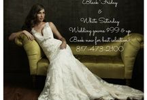 Sale Gowns / Affordable and modern bridal gowns offered at Classy Concepts Bridal Boutique