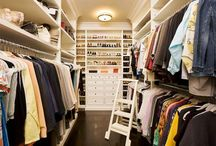 Closet space / by Tiah Phillips