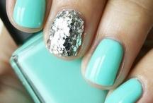 Pretty Nails / by Tasha Escallier
