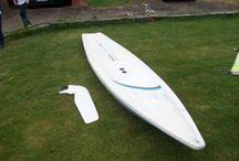 #Laser, #surf sprint, #surfboard