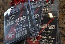 A_Convites Festa Rock