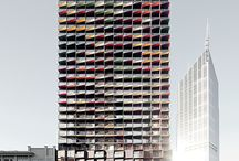 apartment skyscraper