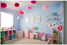 playroom ideas / by Rachel Magelsen