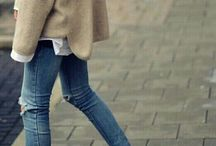 Outfit inspiration  / For every day, outfit and style inspiration.