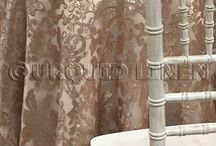 Lace Linens / Lace Fabrics