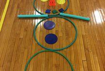 2017 elementary PE games