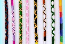 Knutna armband