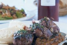 Stellenbosch Restaurants