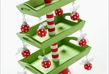 Christmas Goodies, Gifts & Crafts / Just stuff to do to make the holidays sparkle