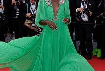 Glamourous dresses