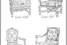 different style de meuble