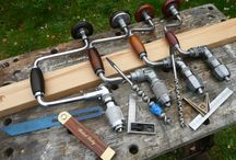 Woodworking tools & technics