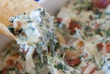 Dips / Dips that are perfect for entertaining or just a little nosh.