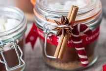 Edible Christmas Gifts / Deliciously personal gifts for the festive season!