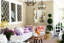 Decorating Ideas for Patio / by Ingrid Jackovitch