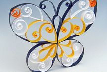 Paper crafts/Quilling / by Diane Viddertosky