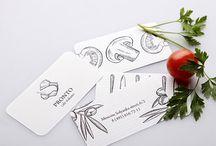 Tarjetas de negocio / Business Cards