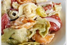 Recipes (Salad/Pasta)