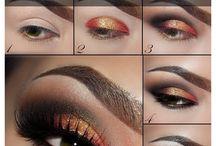 Makeup / by Sherri Alford