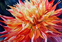 Art/Paintings-Botanical,Floral Genre / by Mary Anne Wallman