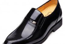 Mens shoe classical