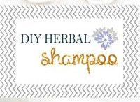 Shampoo recipe