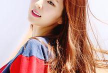 Baechu Goddes / To my cute, charming, and graceful baechu. Bae Joohyun