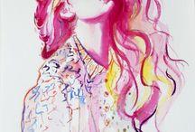 Pink Artworks