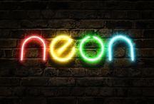 Neon / by Kelly Bodnar