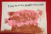 Farm Teaching Theme / by Pip Edwards
