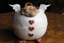 pokladnička keramika