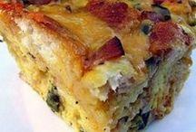 Recipes - Breakfast, Brunch / by Sandy Parks